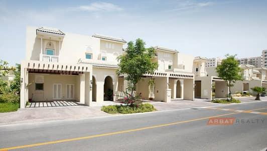 فیلا 3 غرف نوم للايجار في الفرجان، دبي - Type A Quortaj for rent in Al furjan phase 1