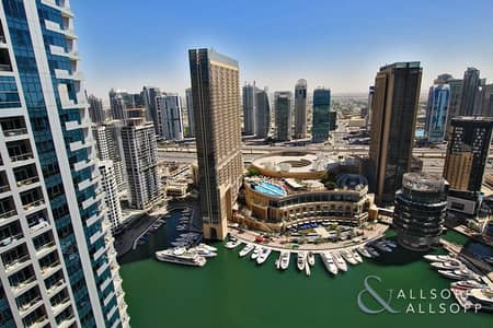 Full Marina View   3 Bed    Available Now