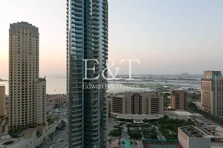 1 Bedroom Flat for Rent in Dubai Marina, Dubai - Marina View | Best Layout | High Floor