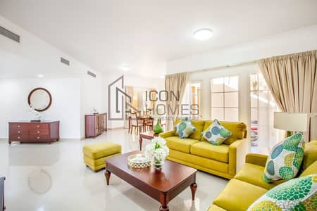 3 Bedroom Villa for Rent in Al Sufouh, Dubai - Well Maintained villa   Beautiful community with best fascilities