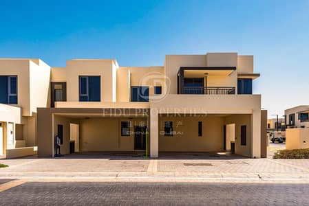 3 Bedroom Townhouse for Rent in Dubai Hills Estate, Dubai - Single Row | Contemporary Style | Available by Dec