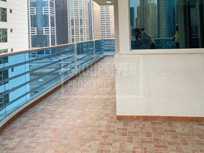 2 Lovely upgraded 2 Beds Apt in Cascade Dubai Marina