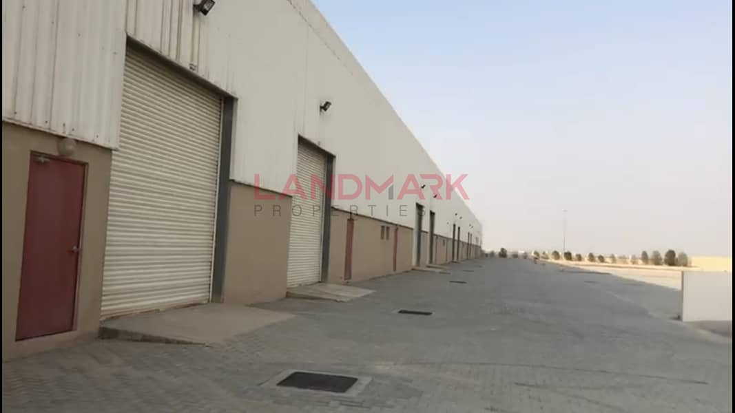 Brand New Ground Only | Power 400 kW | Large Plot