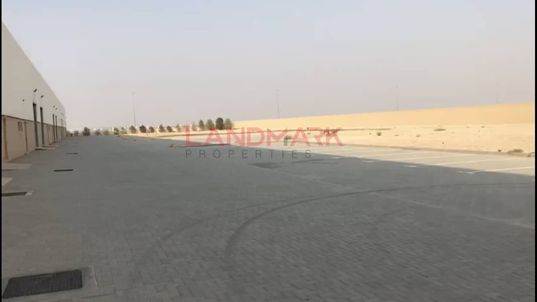 9 Brand New Ground Only | Power 400 kW | Large Plot