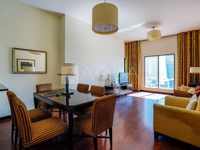 1 Bedroom Apartment for Rent in Jumeirah Lake Towers (JLT), Dubai - Fully Upgraded | 1 Bed | Balcony | Lake View