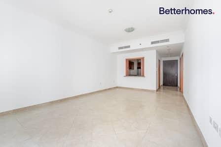 شقة 1 غرفة نوم للبيع في دبي مارينا، دبي - Unfurnished |Big Lay Out | Parking l Vacant