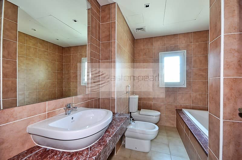 10 Nakheel Townhouse Fully Furnished 1Bedroom