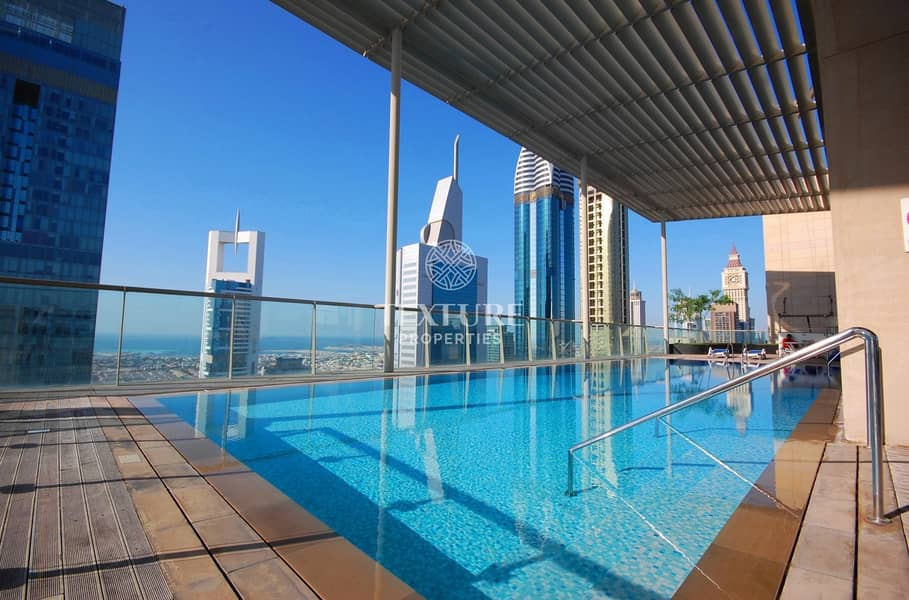 1 Spacious | Studio Apartment for Sale | Liberty House | DIFC