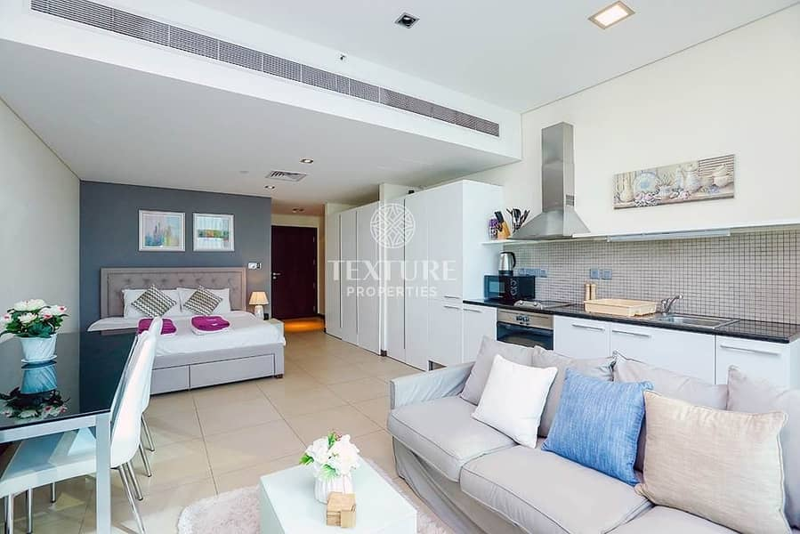 2 Spacious & Well-Maintained | Studio Apartment for Sale | Liberty House | DIFC