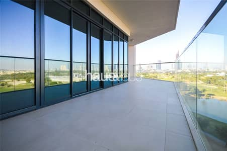 3 Bedroom Apartment for Rent in The Hills, Dubai - Amazing panormic views | Immaculate | Huge balcony