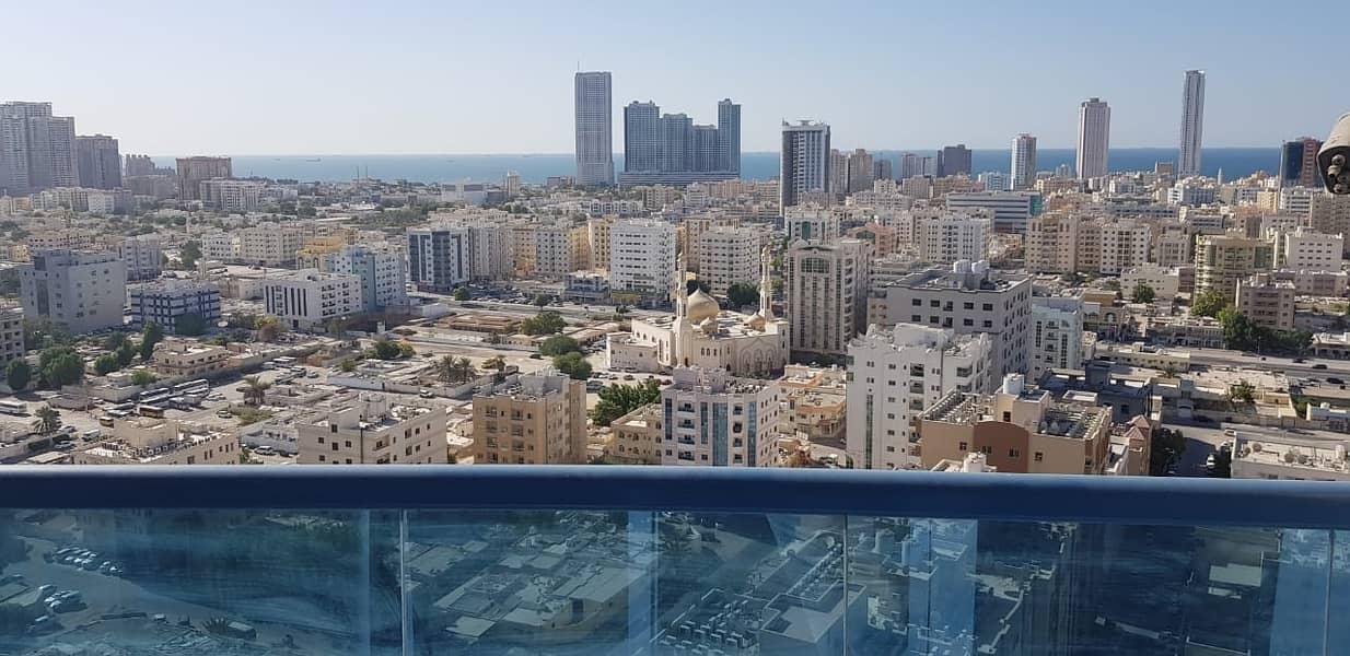 شقة في فالكون تاورز عجمان وسط المدينة 3 غرف 415000 درهم - 4482715