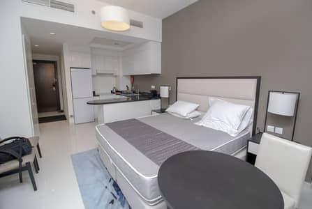 استوديو  للايجار في قرية جميرا الدائرية، دبي - Furnished Studio | For Rent | Whatsapp Now!