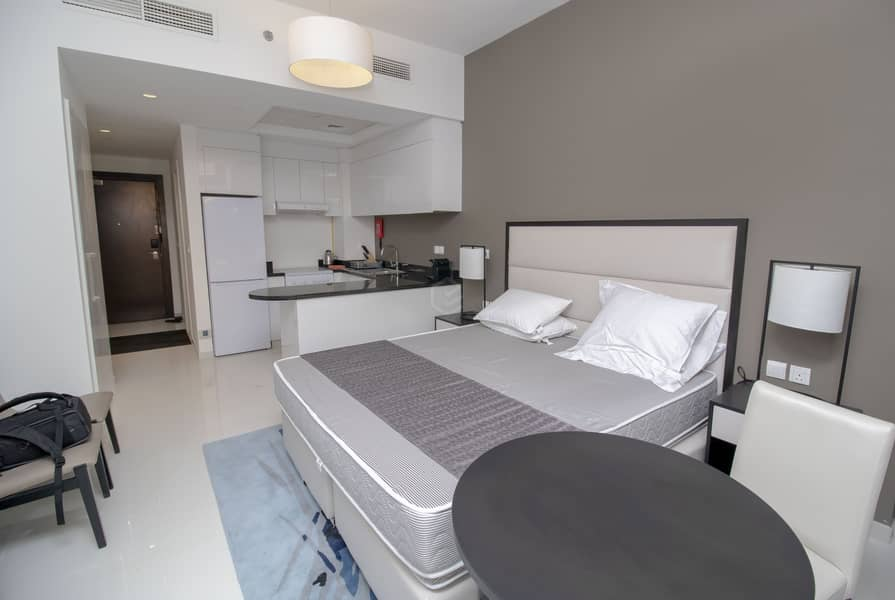 Furnished Studio | For Rent | Whatsapp Now!