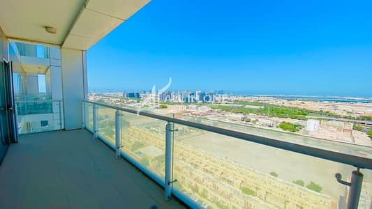 3 Bedroom Apartment for Rent in Capital Centre, Abu Dhabi - One Month Free! Wondrous Home! 3BR+Maids Room I Big Balcony