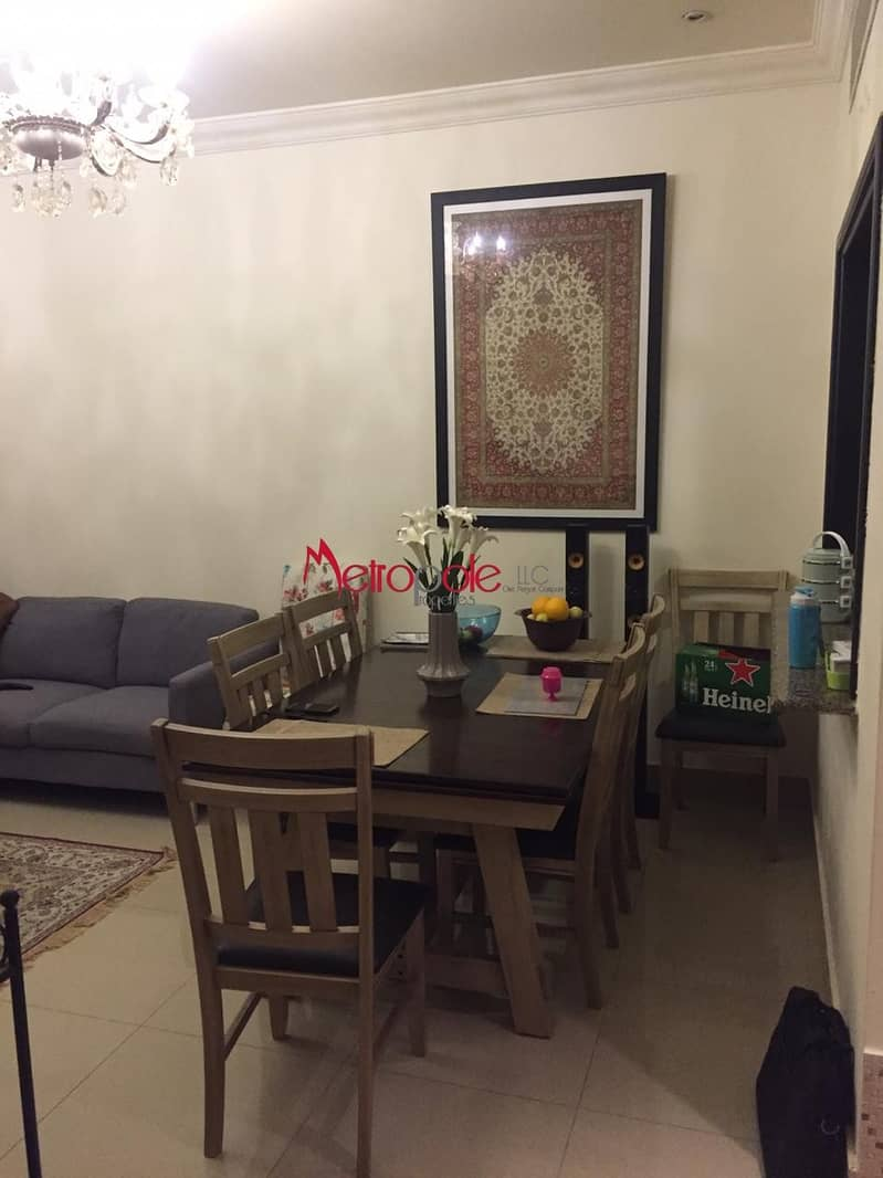 2 Vacant | Furnished | Excellent Condition