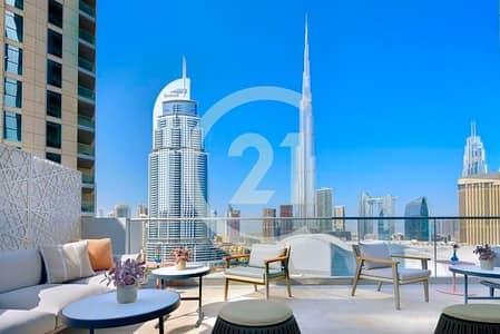 2 Bedroom Flat for Sale in Downtown Dubai, Dubai - SPACIOUS 2 BR | FOR SALE| THE ADDRESS | FOUNTAIN & BURJ VIEW.