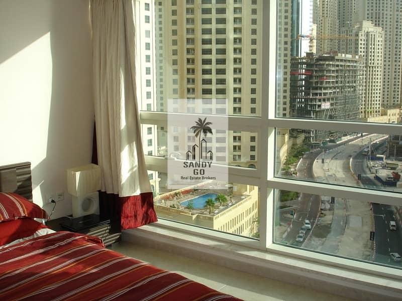 1 Bedroom | Furnished | Dubai Marina
