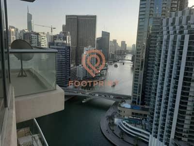 1 Bedroom Flat for Rent in Dubai Marina, Dubai - Marina View , Unfurnished 1 bedroom, Spacious