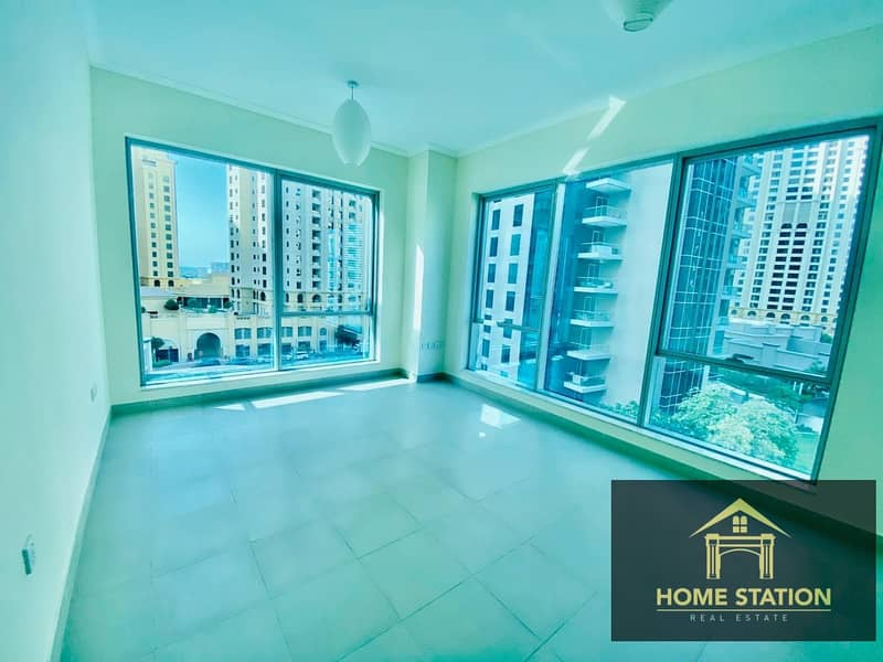 2 Marina & Pool View 2 Bedroom Apartment with Storage room