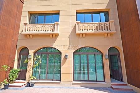 تاون هاوس 1 غرفة نوم للايجار في نخلة جميرا، دبي - One Bedroom Townhouse | Key With Me | Garage