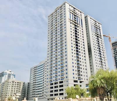 شقة 2 غرفة نوم للايجار في النعيمية، عجمان - شقة في برجي عجمان التوأم النعيمية 3 النعيمية 2 غرف 28000 درهم - 4838148