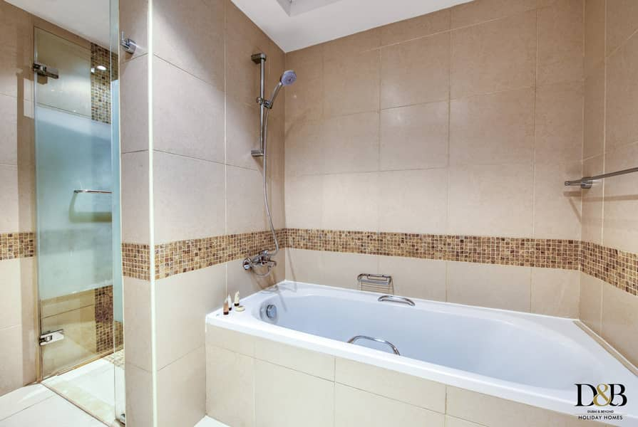 30 Elegantly furnished and brand new 2 bedroom apartment in the Views