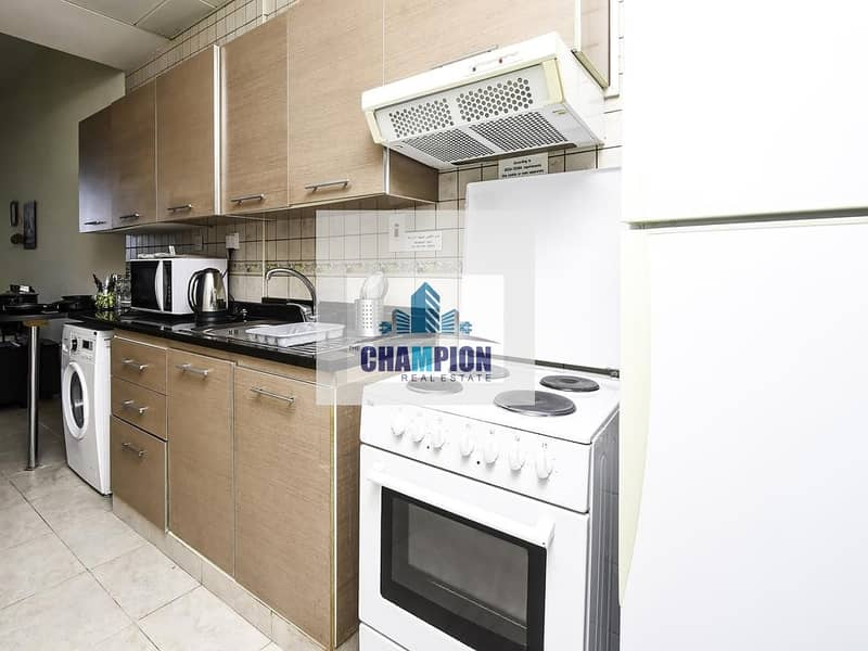 2 Chiller Free Studio + Kitchen Appliances Only in 23k By 4 Cheaque