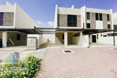 3 Bedroom Townhouse for Rent in Akoya Oxygen, Dubai - SINGLE ROW DESERT VIEW 3BED+M IN AKOYA OXYGEN