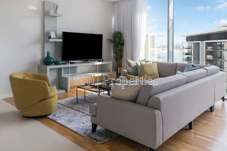 2 Bedroom Apartment for Rent in Bluewaters Island, Dubai - Beautifully Designed Home BW Superb Views