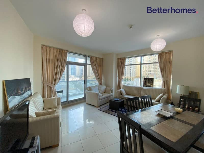 Furnished | Available Mid Nov | Upgraded to 2 Bed