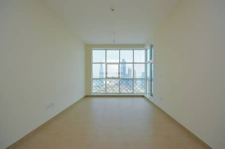 2 Bedroom Apartment for Rent in Business Bay, Dubai - Business Bay Apartment equipped Kitchen and Balcony