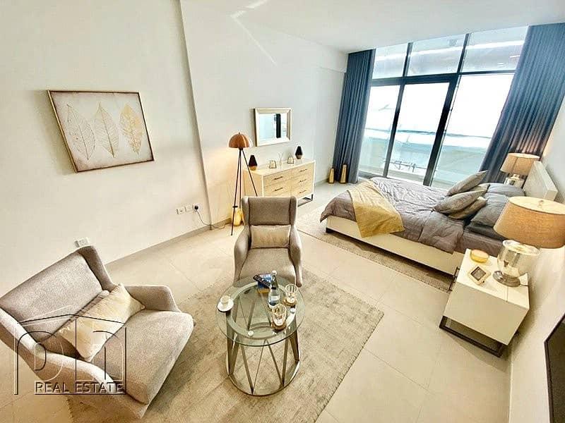 Brand new luxury studio with ROI of 8%