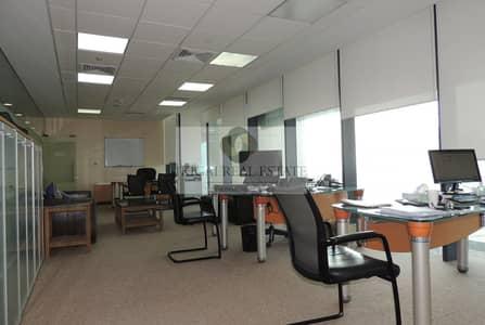 مکتب  للايجار في مركز دبي المالي العالمي، دبي - Exclusive to IKIGAI RE I Fully fitted and furnished