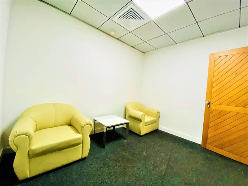 2 Fitted Office Space Right For You!
