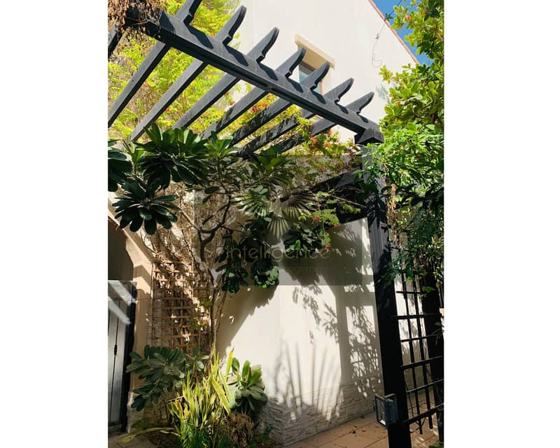 Unfurnished Stylish Elegant Villa w/ Private Garden