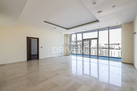 3 Bedroom Flat for Rent in Palm Jumeirah, Dubai - Fully Furnished Apt | Sea and Marina View
