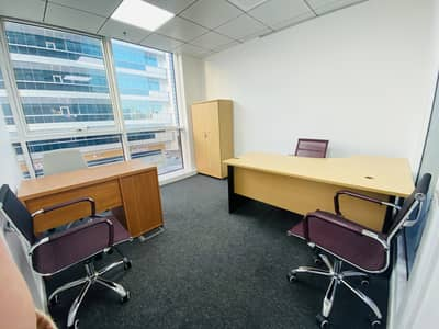 Office for Rent in Madinat Zayed, Abu Dhabi - Delightful and Low-Cost Office in an  Ideal Place to Start up your Business