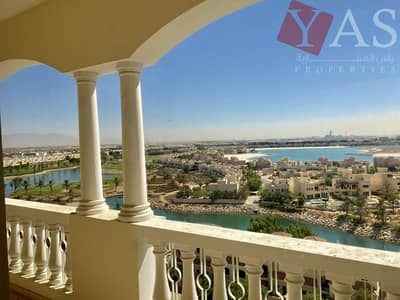 2 Bedroom Apartment for Rent in Al Hamra Village, Ras Al Khaimah - Incredible | Golf and lagoon view | Great Deal