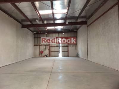 مستودع  للايجار في رأس الخور، دبي - 2200 Sqft Warehouse In Ras Al Khor for Aed 58K/Yr