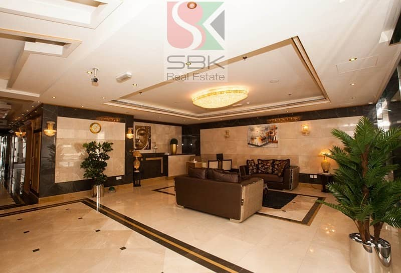 2 1BHK  with closed kitchen for Rent Near MOE AL Barsha