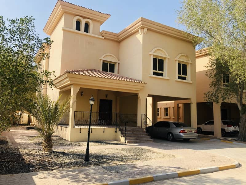 Outstanding Villa in Community With Pool AED 110k