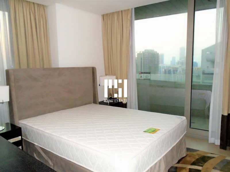 2 Furnished 1 BHK/ Multiple units / The Matrix Tower