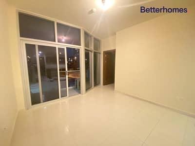 شقة 1 غرفة نوم للايجار في قرية جميرا الدائرية، دبي - Spacious Unit  | Low Floor | Unfurnished