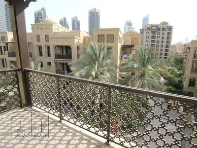 3 Bedroom Flat for Rent in Old Town, Dubai - 3 Bed + Maids | Community View | Vacant