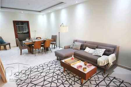 فیلا 3 غرف نوم للبيع في قرية جميرا الدائرية، دبي - spectacular Modern spacious villas move in on transfer