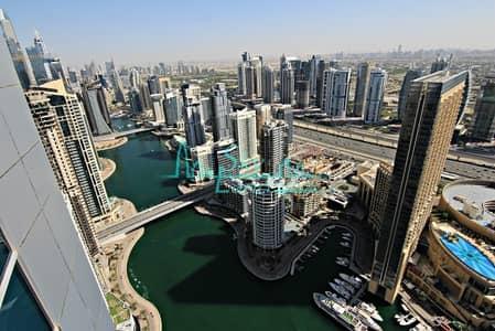 بنتهاوس 5 غرف نوم للبيع في دبي مارينا، دبي - DUBAI MARINA