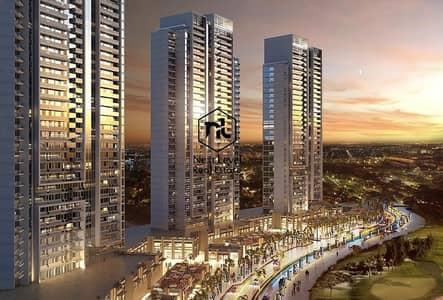 فلیٹ 1 غرفة نوم للبيع في داماك هيلز (أكويا من داماك)، دبي - No Service Charges for 4 Years  | 1 Bedroom 769 Sq Ft | Full  Golf Course View Just 756