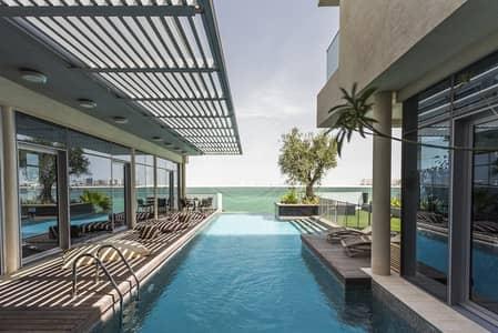 فیلا 5 غرف نوم للبيع في شاطئ الراحة، أبوظبي - Absolute Seafront VIP Villa Type B   Must be seen!