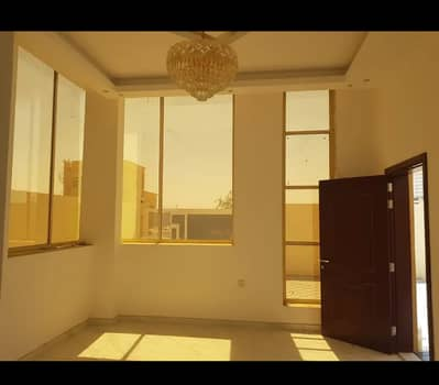 Modern European design villa in the finest areas of Ajman for freehold all nationalities with the provision of bank assistance