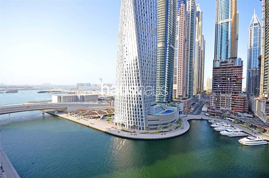 2 Modern Apartment | Full Marina View | December